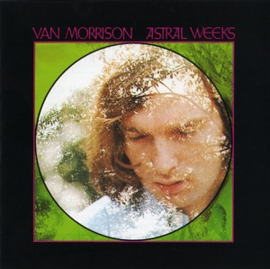 Van Pursuit: Rumour has it that Belfast legend Van Morrison's Astral Weeks is still lodged in the Gorman glovebox