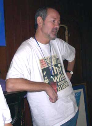 Art Class: Mark Wilkinson (Photo: http://www.metal-archives.com/)