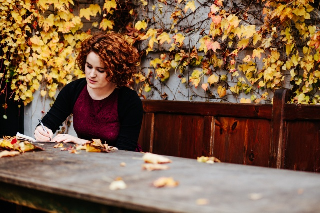 Turning Leaves: Lisbee Stainton (Photo copyright: Tom Griffiths)