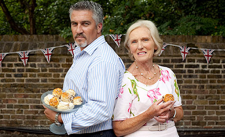 Dream Team: Paul Hollywood and Mary Berry