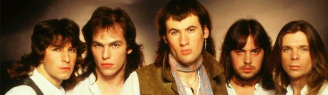 Market Days:  Fish during his time with Marillion