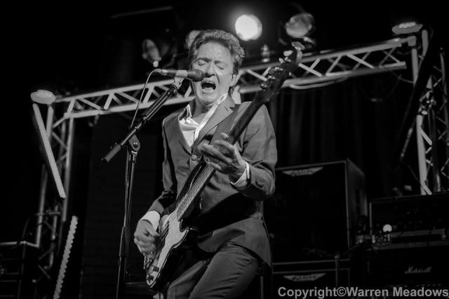 Second Setting: Bruce Foxton, in action at Chester Live rooms (Photo: Warren Meadows)