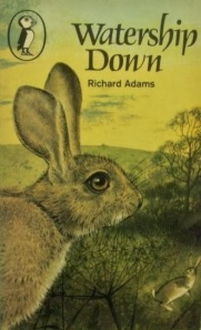 Defining Moment: Watership Down, by Richard Adams - the 1978 edition this blogger owns