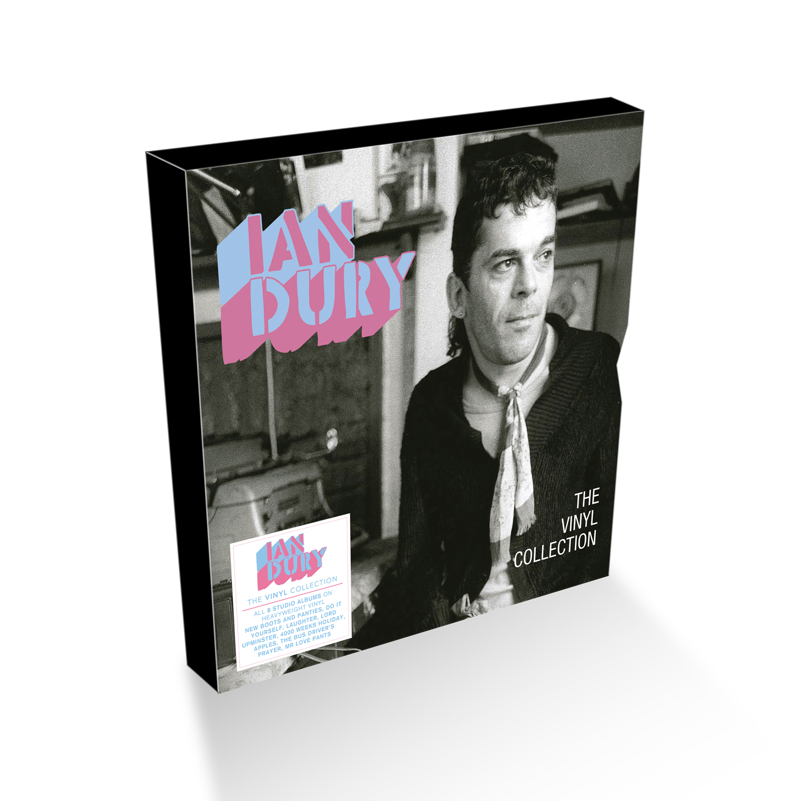 Really glad you came a re appraisal of the ian dury record ianduryvinyl3d ian dury solutioingenieria Images