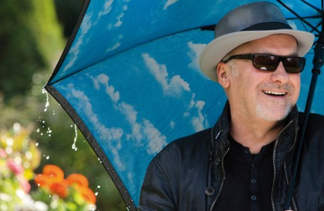 Brolly Good: Paul Carrack took Elliott out on tour, to great effect