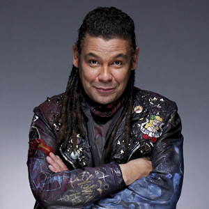 Space Traveller: Craig Charles as Dave Lister in Red Dwarf (Photo: BBC)