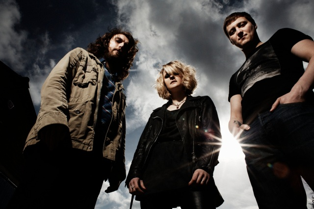 Skies Above: The Subways (Photo: Steve Gullick)