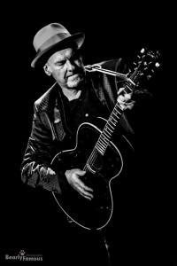 Hat Trick: Paul Carrack (Photo: Bearly Famous)