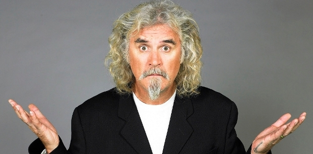 Big Influence: Billy Connolly