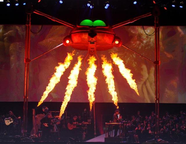 Touch Down: From the TWOTW arena tour (Photo: Roy Smiljanic)