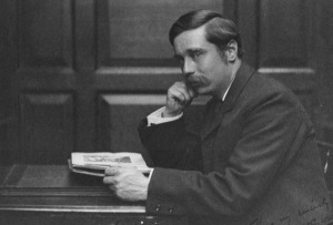 Creative Science: HG Wells was living in Woking when he wrote his science fiction novel The War of the Worlds