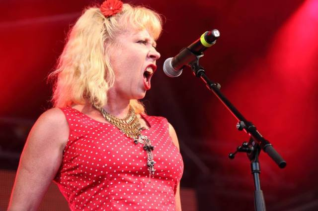 Festival Fire: Hazel O'Connor, live at Chilfest