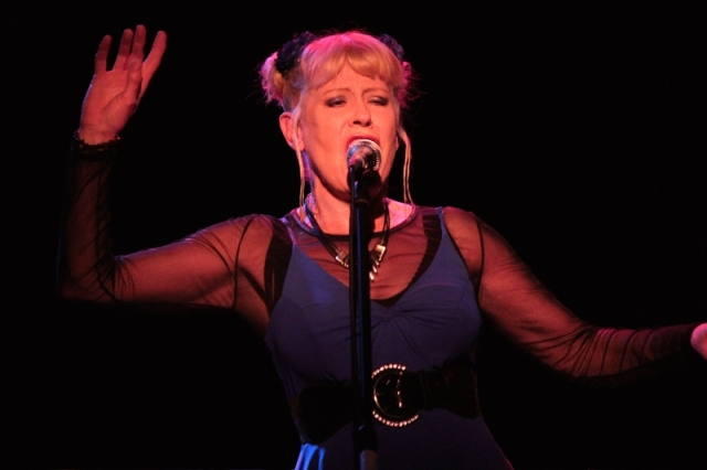 Live Wire: Hazel O'Connor, in concert in Shoreham's Ropetackle Arts Centre