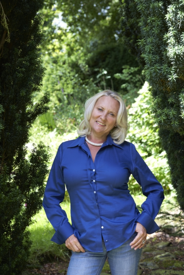 Publishing Phenomenon: Martina Cole (Photo: Charlotte Murphy)