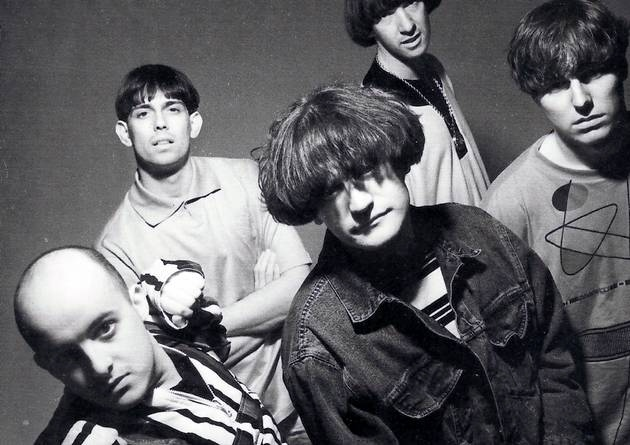 Moptop Days: Inspiral Carpets, back in the day