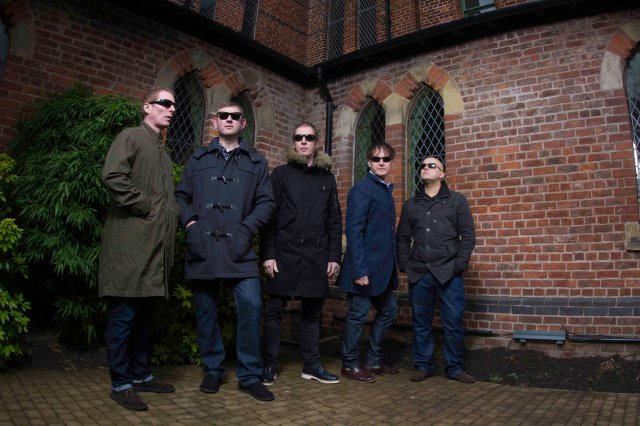 Inspiral Shades: The Carpets, 2014 (Photo: Ian Rook)