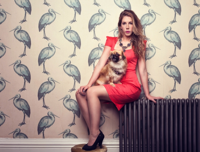 Totally Rad: Katherine Ryan warms to her task