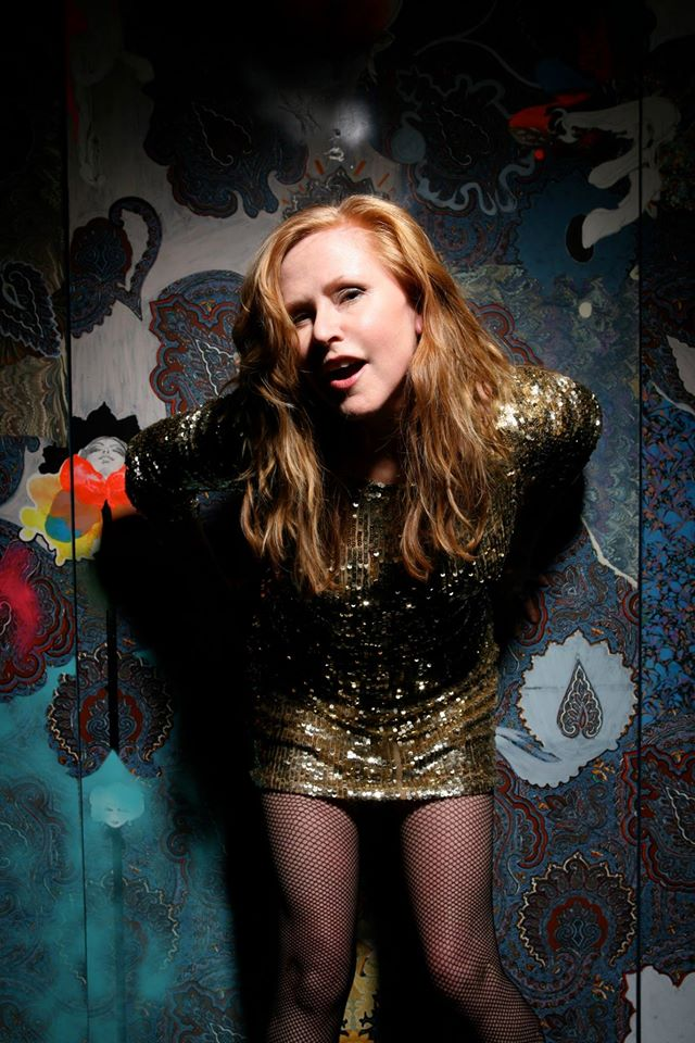 Red Hot: Carol still likes to party, and is coming to a town near you with the reformed T'Pau