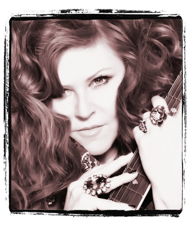 Pleasure Principal: Carol Decker, all set to head your way with T'Pau again - on record and on tour