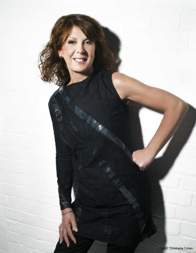 Looking Forward: Elkie Brooks is working on a new album (Photo: Christophe Cohen)
