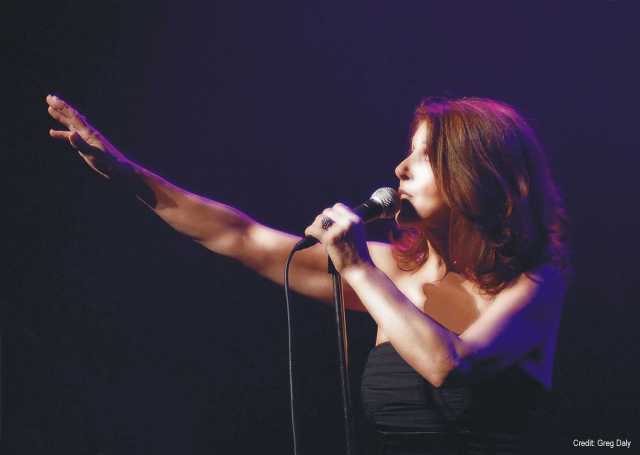 Reaching Out: Elkie Brooks is heading for a big birthday (Photo: Greg Daly)