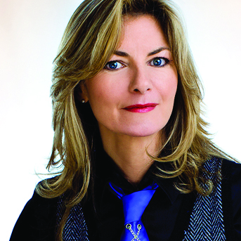 Road Trip: Jo Caulfield (Photo: http://www.jocaulfield.com/)