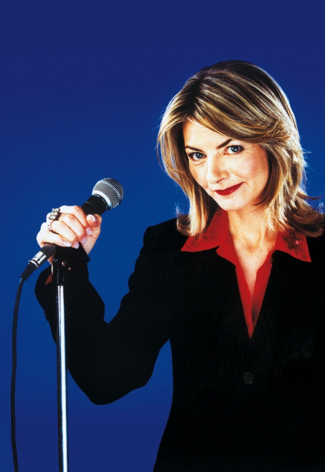 Main Attraction: Jo Caulfield (Photo: http://www.jocaulfield.com/)