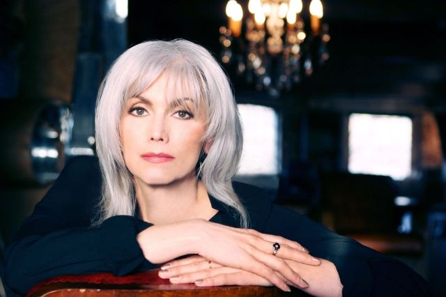 Gretchen's Beacon: Emmylou Harris has been a mighty influence throughout Gretchen's career
