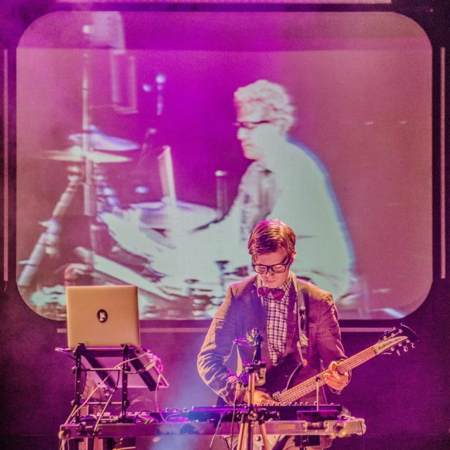 Beamed Up: Pubic Service Broadcasting, the live spectacle