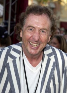 Bright Side: Graeme's old chum Eric Idle
