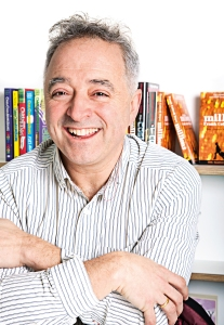 Rory's Creator: Frank Cottrell Boyce