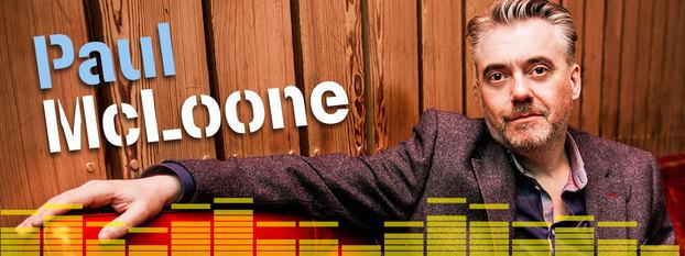 Graphic Equaliser: Today FM presenter and Undertones lead singer Paul McLoone
