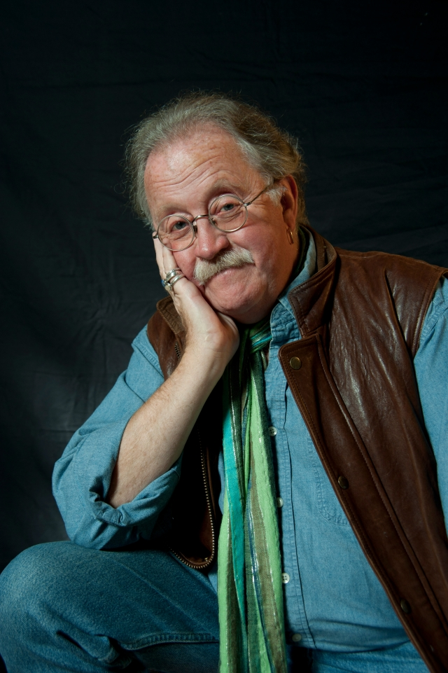 Grandfather Folk: Mike Harding is out on the road again, this time offering a little poetry in motion