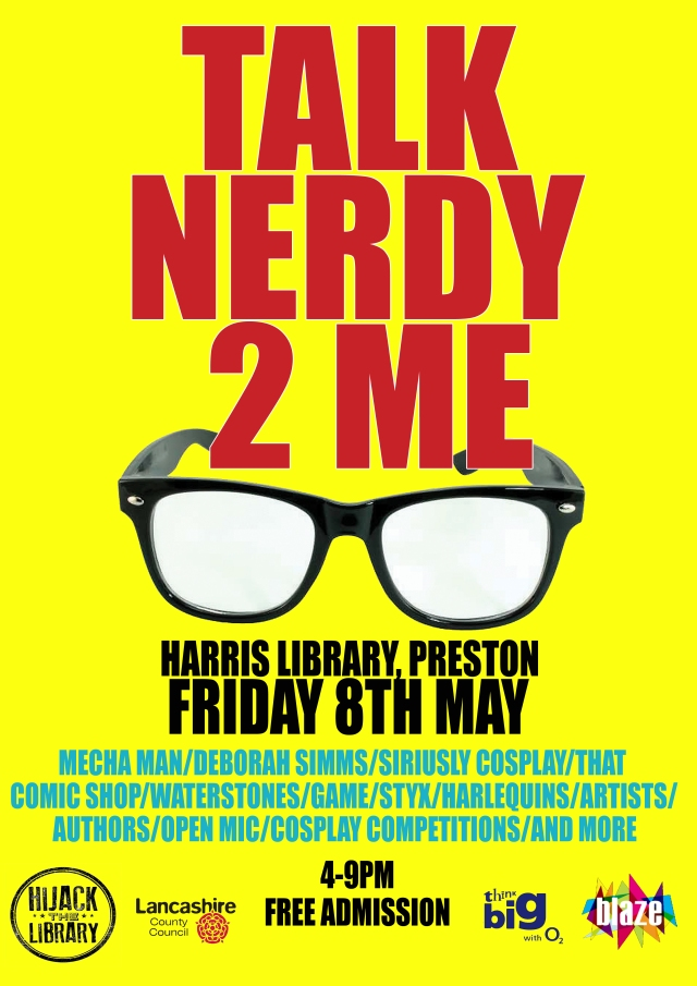 Talk Nerdy 2 Me final A4 poster (1)