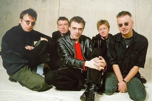 Sitting Pretty: The Undertones take it easy, with Paul McLoone out front
