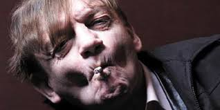 Fag Break: Mark E Smith, whose appearance with Inspiral Carpets on I Want You lives on in the memory