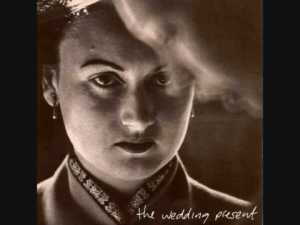 Negative Quality: The Wedding Present's Nobody's Twisting Your Arm's cover shot