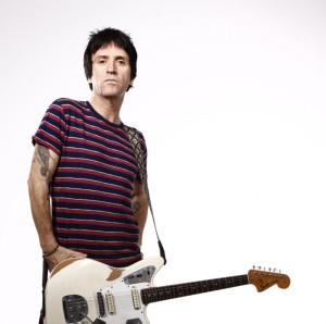 Honorary Brother: Johnny Marr (Photo: http://www.roland.co.uk/)