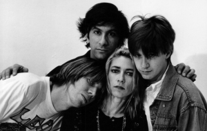 Sound Choice: Sonic Youth have proved a big influence on The Cribs