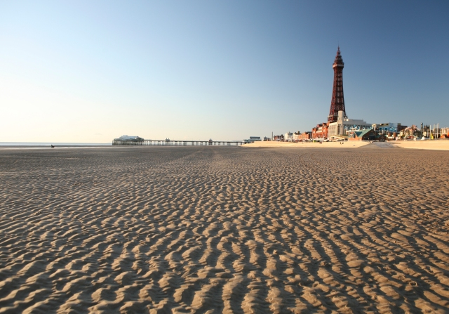 Tower Tourist: Jools will be heading for the Fylde coast soon