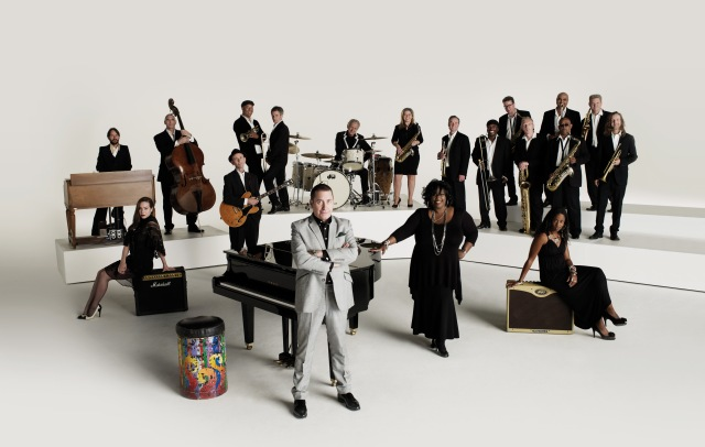 Big Time: Jools Holland and his Rhythm and Blues Orchestra