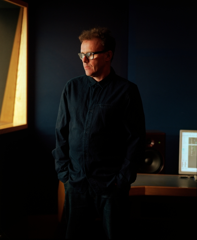 Creative Force: Neil Barnes, the main energy behind Leftfield today