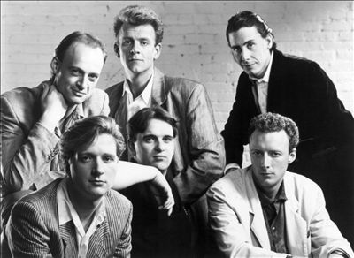 Band Substance: When Jools was with Squeeze