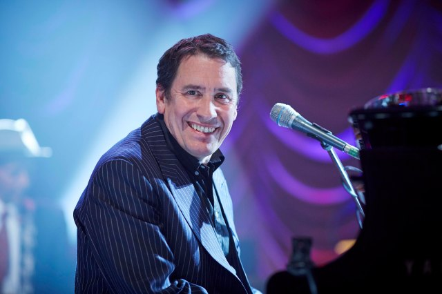 Band Leader: Jools Holland at the Empress Ballroom (Photo: BBC)