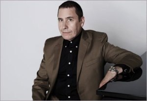 Just Jools: The bandleader himself