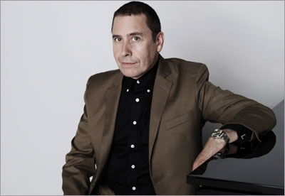 Just Jools: The bandleader himself enjoys a good blather