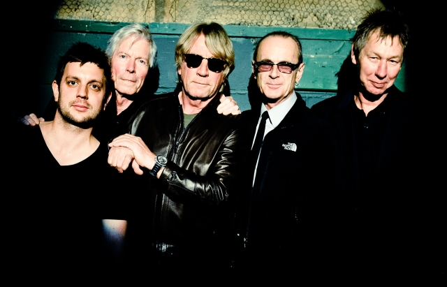 Five Live: Status Quo, the current line-up (Photo: Danny Clifford)