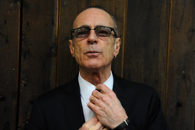 Rossi Rocks: Status Quo ever-present Francis Rossi (Photo copyright: Danny Clifford)