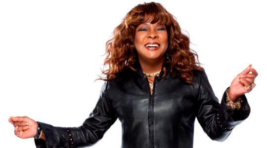 Motoring Martha: Soul legend Martha Reeves is back in the UK