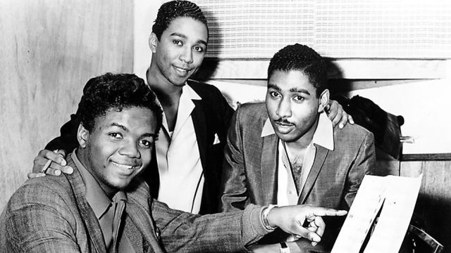 Golden Trio: The songwriting partnership of Lamont Dozier and brothers Brian and Eddie Holland came up trumps time and again